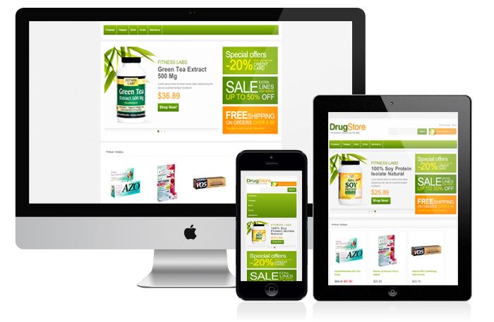 Верстка сайта дизайн